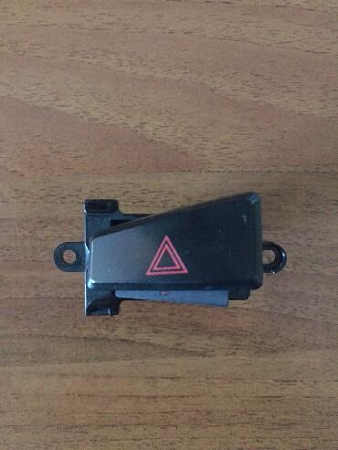 Запчасти для сигнализации - Кыргызстан: Кнопка аварийной сигнализации Mitsubishi Pajero 4. Номер запчасти