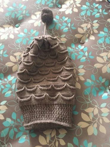 теплые береты в Азербайджан: Зимняя, теплая шапка