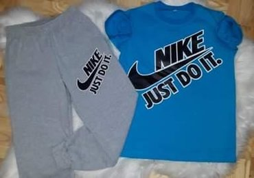 Nike Just do it kompletići1.550dinMajica tanji brušeni pamuk,donji deo