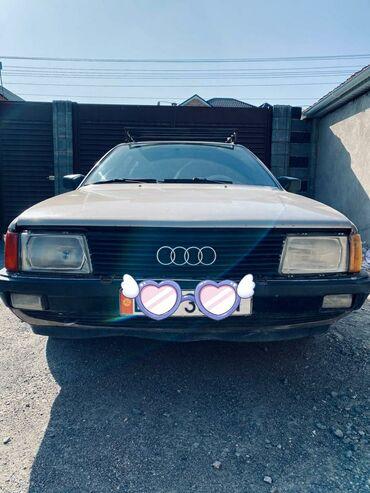 audi 100 2 8 quattro в Кыргызстан: Audi 100 2.3 л. 1987