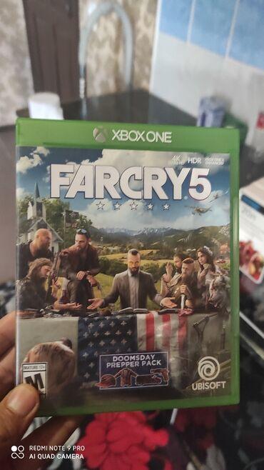 Продаю игровой диск (far cry5) на Xbox one, one s, one x