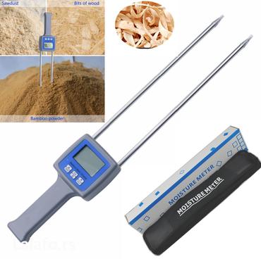Digitalni merač vlage tk100w sa integriranim igličastim elektrodama - Krusevac