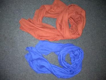 Тонкие лёгкие шарфы и платки в Лебединовка