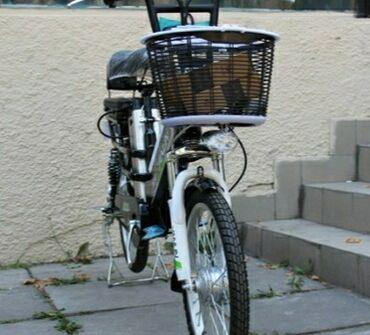 гиря чугунная 20 кг в Кыргызстан: Продаю электровелосипед, электрический велосипед.Состояние идеальное