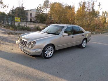 двигатель мерседес 124 2 3 бензин в Кыргызстан: Mercedes-Benz E 430 4.3 л. 1998