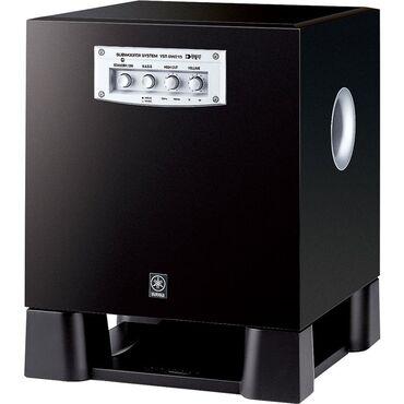 акустические системы charge со светомузыкой в Кыргызстан: Сабвуфер yamaha yst-sw215 обеспечивает исключительно высокое качество