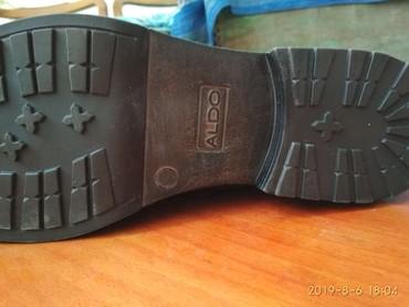 """винтажные мужские ботинки в Азербайджан: Продаётся оригинальный привозной товар ботинки бренд """"Аldo"""" сделано в"""