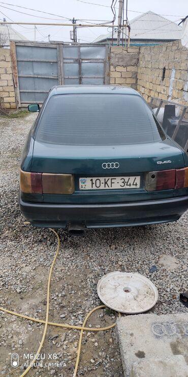 audi 80 1 8 quattro - Azərbaycan: Audi 80 1.8 l. 1990