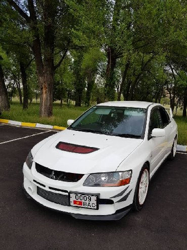 mitsubishi evolution в Кыргызстан: Mitsubishi Lancer Evolution 2005