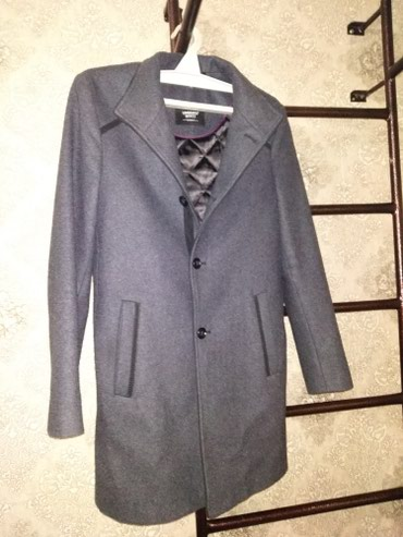 Мужские пальто в Кыргызстан: Продаю пальто,драп.НОВЫЙ!!! Привезли с Казахстана,оказалась