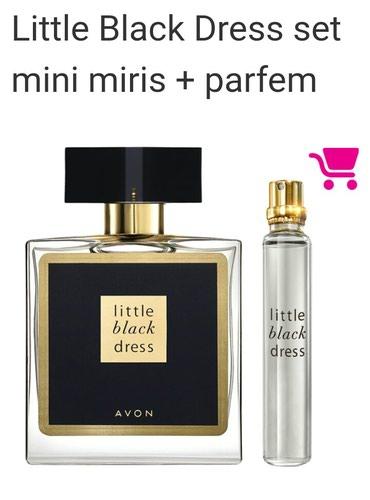 PARFEM+MINI MIRIS - Beograd