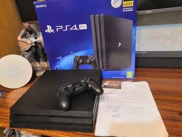 джойстики ukc в Кыргызстан: Включали раз 17. Продаю PlayStation 4 pro 1000gb. Состояние новой Прис