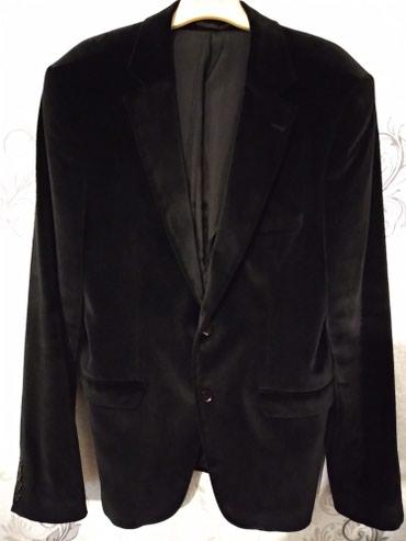 Пиджак вилюровый,куплен за 180азн в в Bakı