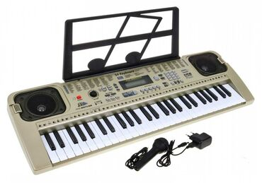 Детский обучающий синтезатор USB– мини-пианино, идеальное для