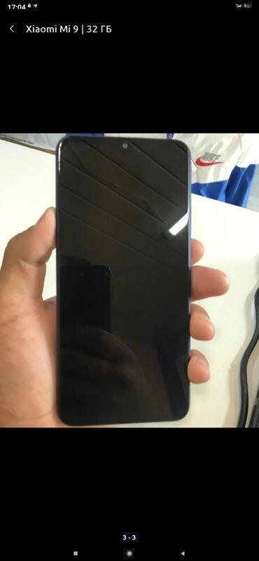 Электроника - Темир: Xiaomi Mi 9 | 64 ГБ | Синий | Сенсорный