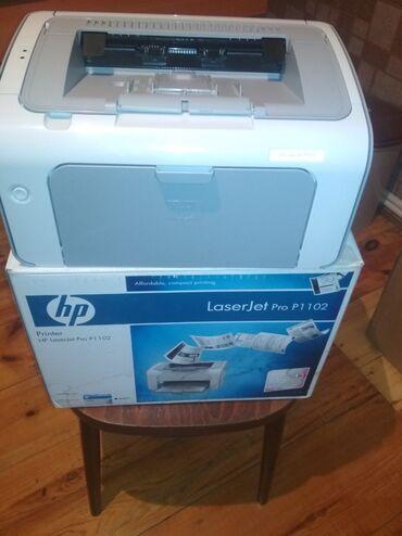 hp принтеры в Азербайджан: Hp 1102 printer təzədən seçilmir
