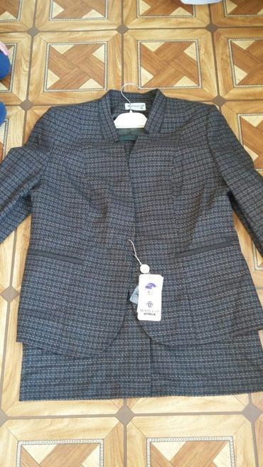Женский костюм из турции - Кыргызстан: Женский костюм отличного качества, новый, Турция