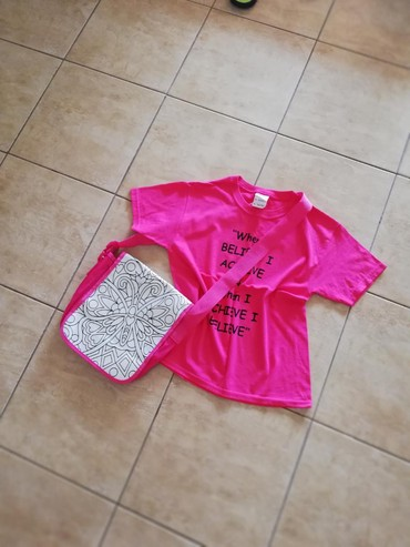 Pink sportska tasna, nova - Jagodina