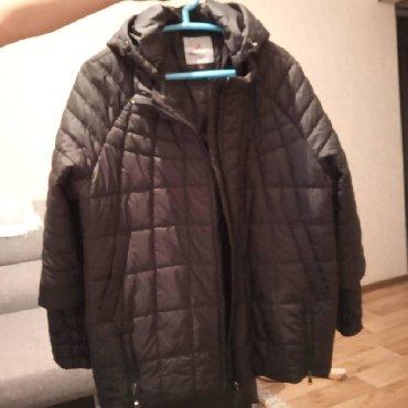 фабричные в Кыргызстан: Куртка деми 54-56 фабричная, новая. Цена:3 500 сом