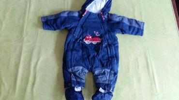 Pocepane na kolendublji - Srbija: Skafander za bebe vel. 3M.Polovan i jako dobro ocuvan,malo nosen i
