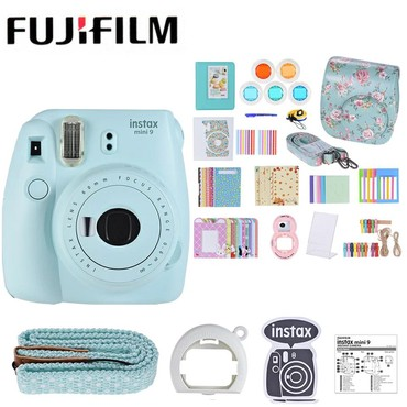 Artıq Fujifilm Instax Mini 9 Camera'sı ilə anında şəkil çəkib в Bakı