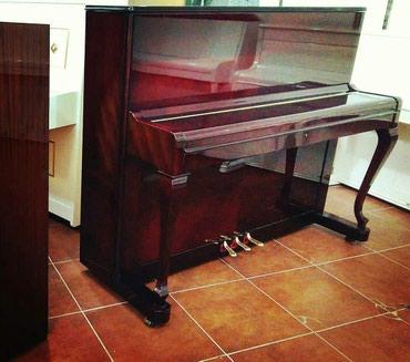 Bakı şəhərində Pianino satılır. Qiymetler müxtelifdir. Seçim imkanı genişdir.