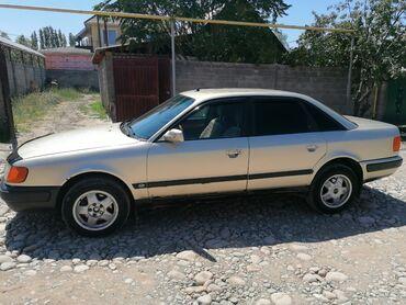 Транспорт - Джал мкр (в т.ч. Верхний, Нижний, Средний): Audi S4 2.8 л. 1991   390000 км