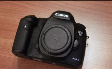 Canon Eos 5D mark iii hec bir problemi yoxdur.Ela veziyyetdedi. в Qusar