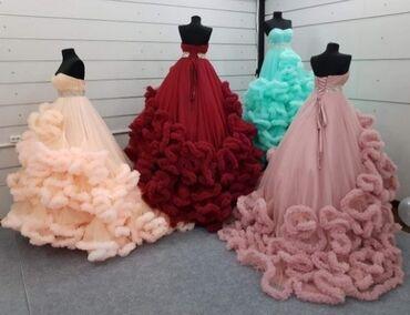 Продается вечерние пышные платья оптом дешевле !!!