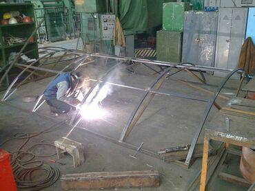 Другие услуги - Лебединовка: Сварочные работы установки метало конструкций . решеток . Заборов и