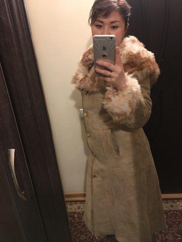 Продаю шикарную натуральную дубленку! в Бишкек