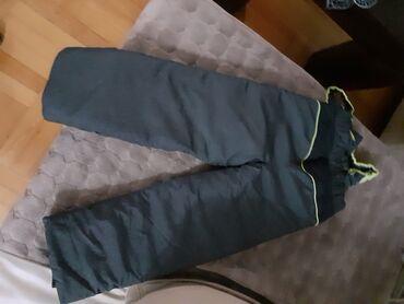 Orginal zara pantalone super - Srbija: Komplet jakna i pantalone na bratele/skafander,beba kidc