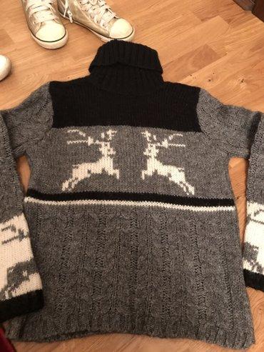 турецкая толстовка в Кыргызстан: Теплый стильный турецкий свитер! С /С размера! брала за 2300 в плазе!