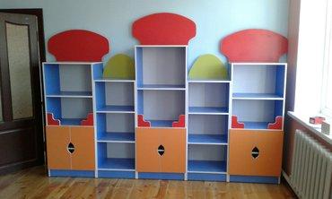 Мебель на заказ- для детских садов -быстро и качественно! ! !  в Кок-Ой