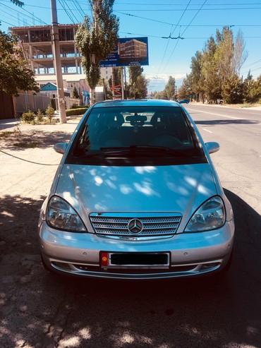 Mercedes-Benz A 210 2.1 л. 2002   213000 км