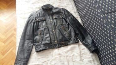 Ženske jakne | Nis: 3000 kozna jakna u odlicnom stanju moze se nositi kao bajkerica kak