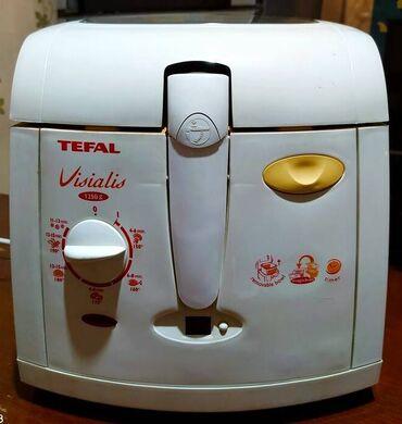 встраиваемая вытяжка для кухни в Азербайджан: Tefal Visialis 1250 фритюрница. Обьем масла - 2,6 л. Вместимость