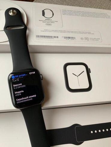 часы louis erard в Кыргызстан: Черные Наручные часы Apple