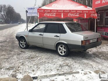 заказать корсет для талии в Кыргызстан: ВАЗ (ЛАДА) 2107 1.5 л. 2001