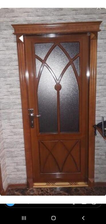 ev qapilari - Azərbaycan: Satılır ev qapıları 7 ededdir ölcüler 5 ededi 205×80 2 ededi 205×60