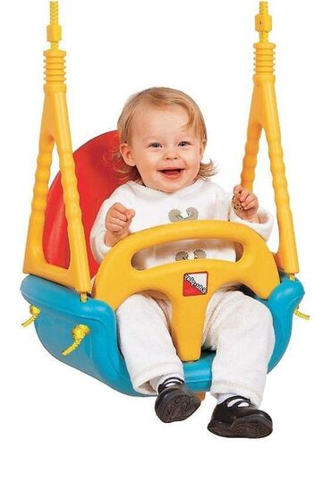Veoma kvalitetna i velika ljuljaška za bebe i mladju decuNaslon se