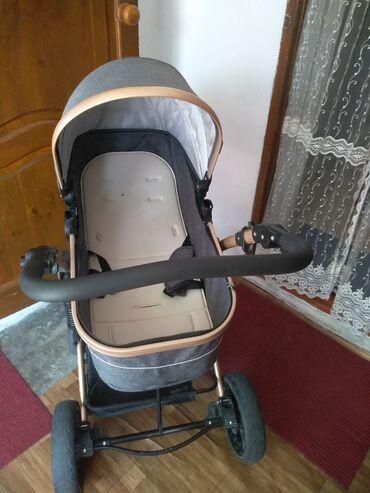 Детский мир - Ала-Тоо: Продаётся коляска в хорошем состоянии. 5000 сом