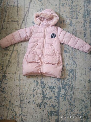 Куртка на девочку 8 9 10 лет