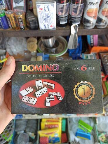 - Azərbaycan: Domino ( Mingəçevir ) Əlaqə: Wp