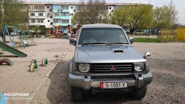 Транспорт - Кировское: Mitsubishi Pajero 2.8 л. 1996 | 300000 км