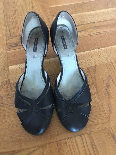 Braon kozne sandale broj pitajte - Srbija: Kozne sandale broj 36-37