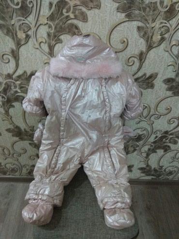 детские вещи комбинезоны в Кыргызстан: Продаю детский комбинезон, отличное состояние. Покупали в магазине