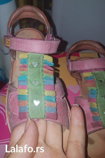 Kozne sandale za devojcice garvalin - Agatha Ruiz de la Prada broj 29. - Beograd