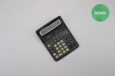 Калькулятор Citizen Sdc-411    Стан гарний, є сліди використання, пил