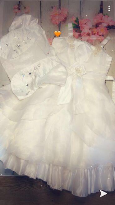 Продаю Платья размер 130 и 120 новые одевали только один раз брала в